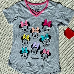 Disney Minnie Mouse T-shirt Size M (8)